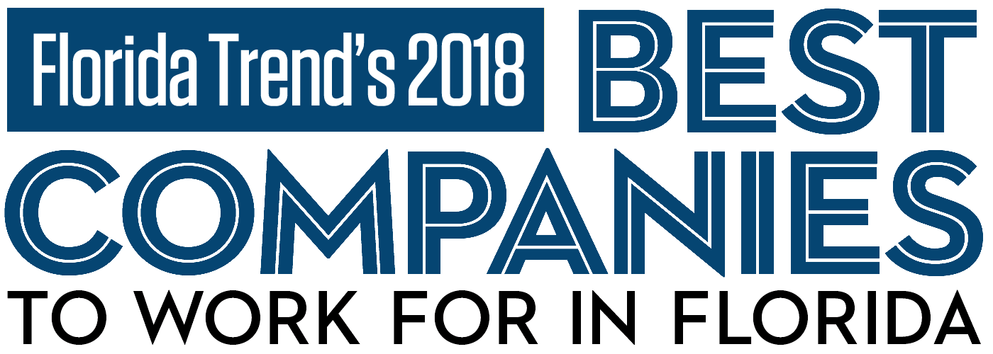 Florida Trend's Best Companies to Work For 2018