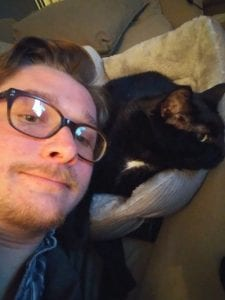Thomas and Cat