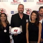 Atlas Team at Jameis Winston's Foundation Dinner