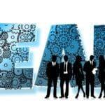 Virtual Collaboration Illustration