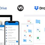 OneDrive or Dropbox comparison image