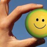 Smiley face for Franklin Street blog post