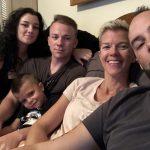 Paul Porterfield Family photo